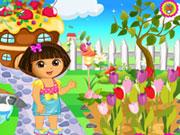 Dora Garden Decor
