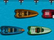 Speed Boat Runaways