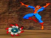 Spiderman-hero Training