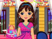 Dora Party Dress Up