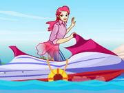 Barbie Fun Ski