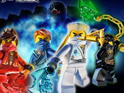 Ninjago Rise of the Nindroids