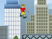 Extreme Skateboard Adventure